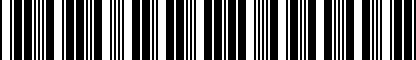 Barcode for DRG003966